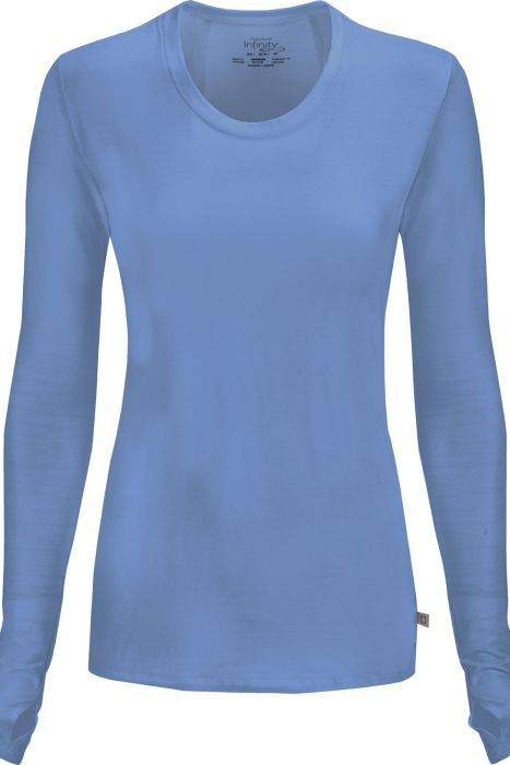 a91287b9ad8 Home; Long Sleeve Underscrub Knit Tee. Back View. Back View. Back View.  Illustration. Available in Stores