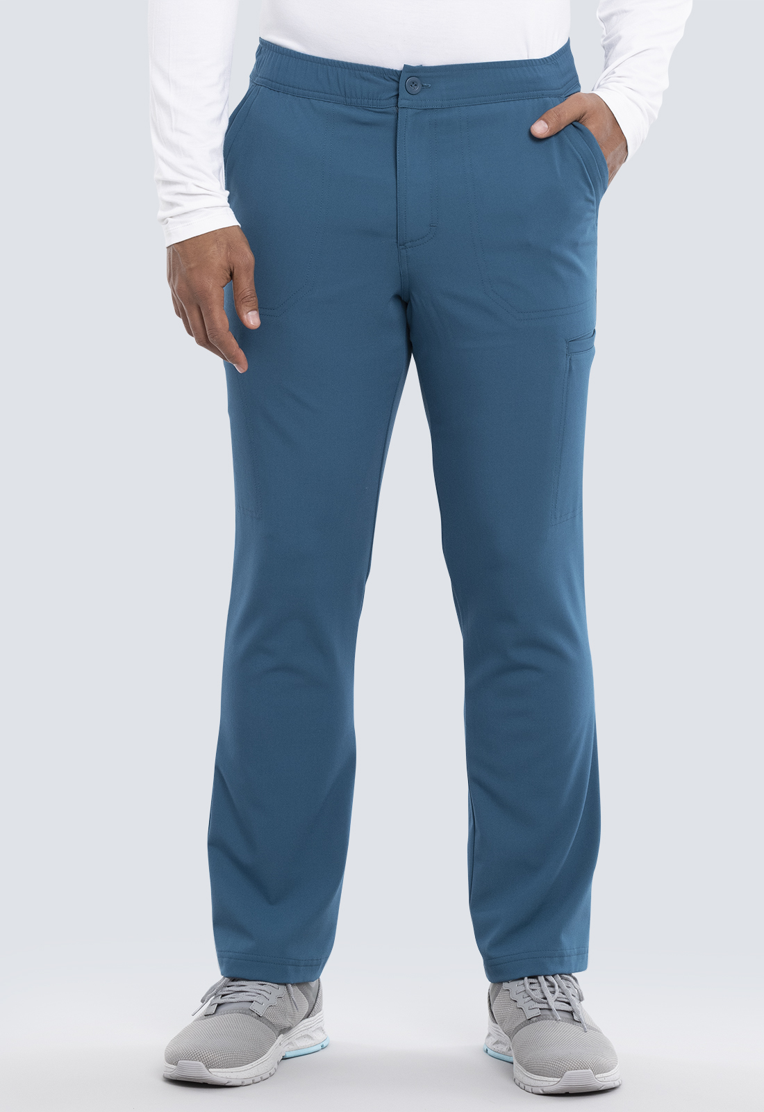 Men's Fly Front Cargo Pant