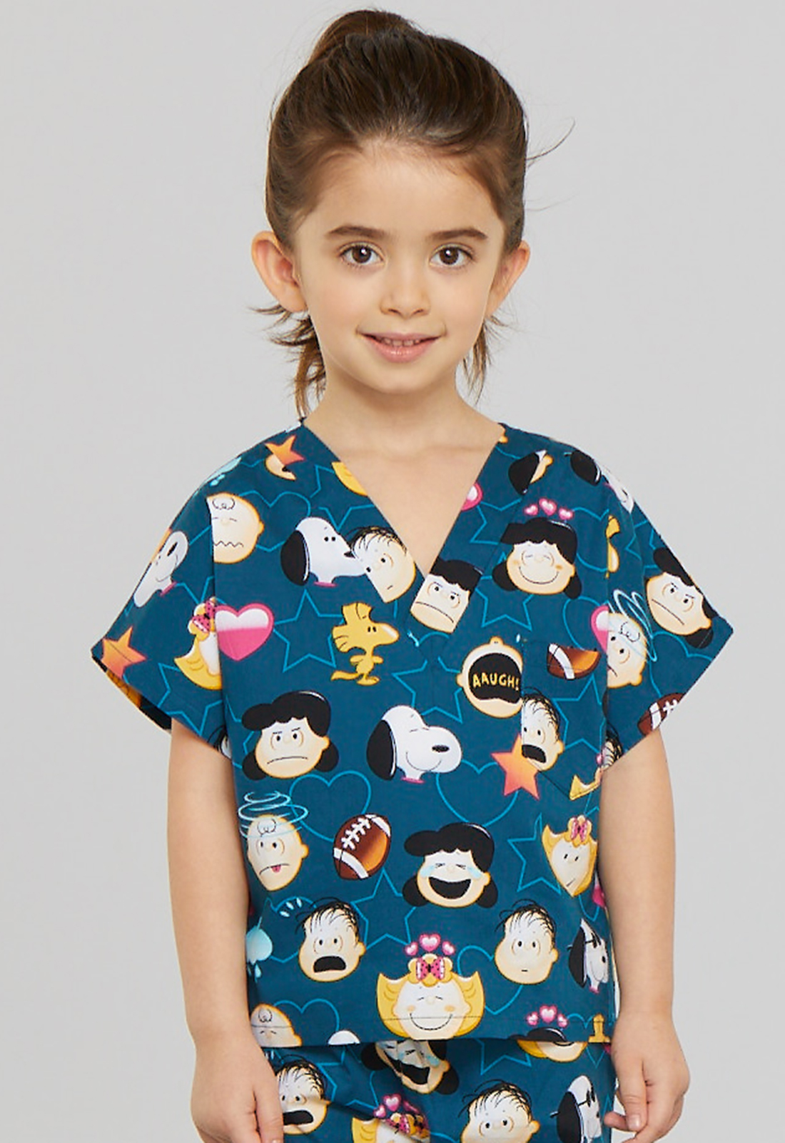 Kids Top and Pant Scrub Set