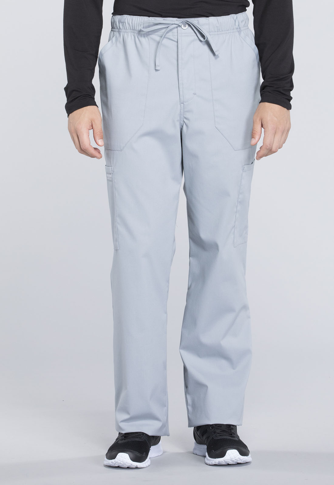 Men's Tapered Leg Drawstring Cargo Pant