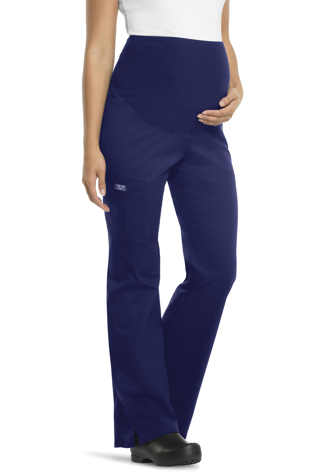 Maternity Knit Waist Pull-On Pant