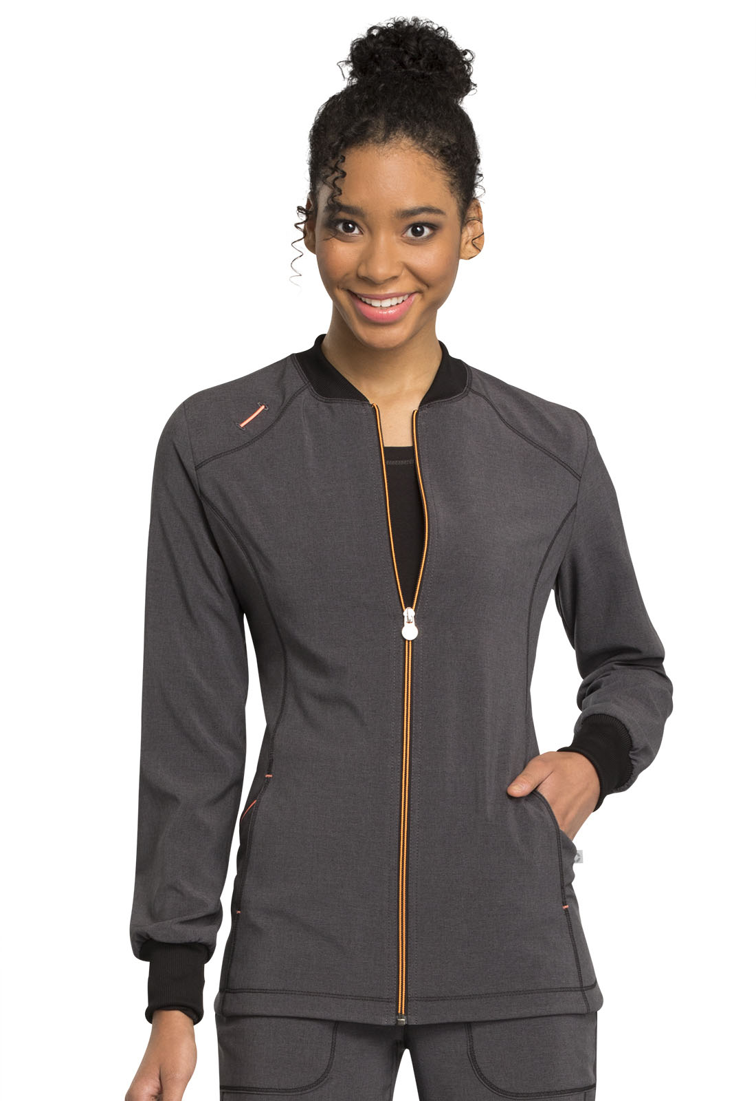 Zip Front Warm-up