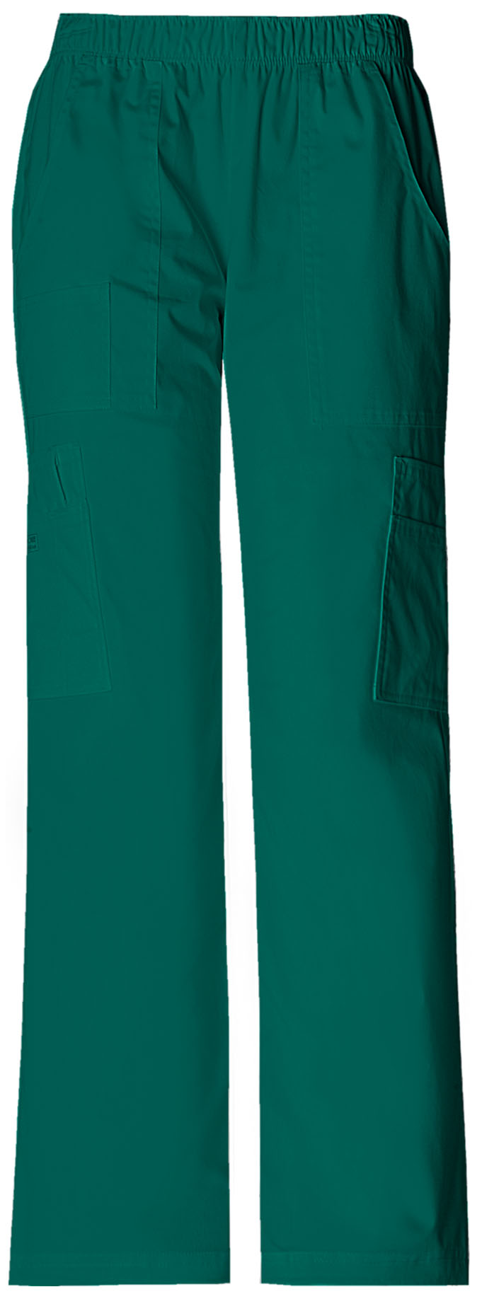 Mid Rise Pull-On Pant Cargo Pant